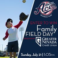Enter to Win - Family Field Day Contest