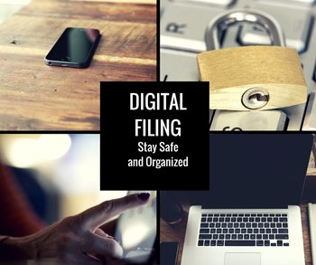 Supporting Image forDigital Filing — How to Stay Organized and Safe