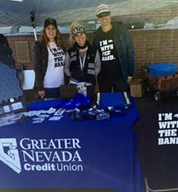GNCU Raising Funds for the UNR Marching Band