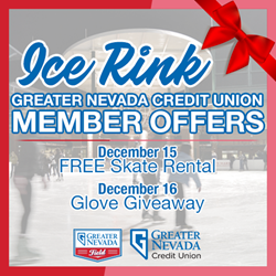 Greater Nevada Field Ice Rink