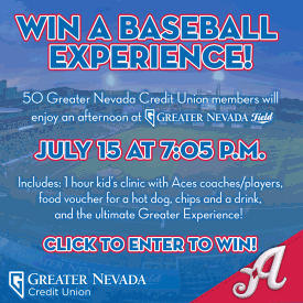 Win a Baseball Experience - Click here to Enter