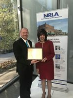 USDA National Leder of the Year Award Presented to GNCU