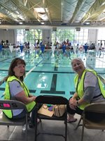 Special Olympics Summer Games - Swim Competition