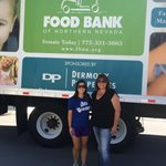 GNCU supporting the Food Bank of Northern Nevada