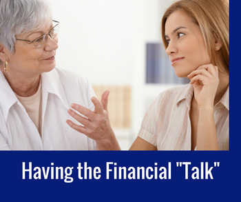 "Supporting Image for Having the (Financial) ""Talk"" With Your Parents"