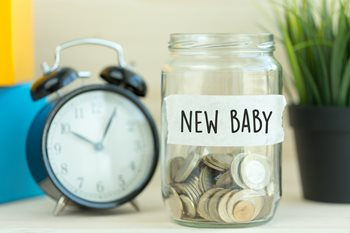 Supporting Image for 4 Ways to Manage the Cost of Raising a Baby