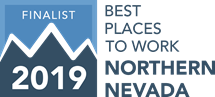 Greater Nevada Best Place to Work Finalist