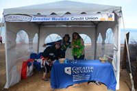 Greater Nevada at Special Olympics Polar Plunge