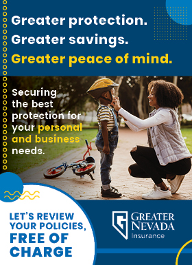 Greater Nevada Insurance - Securing the best protection for your personal and business needs.