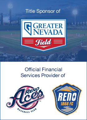 Title Sponsor of Greater Nevada Field