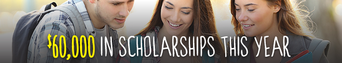 GNCU Is Awarding $60,000 in Scholarships - Feb 2018 Newsletter
