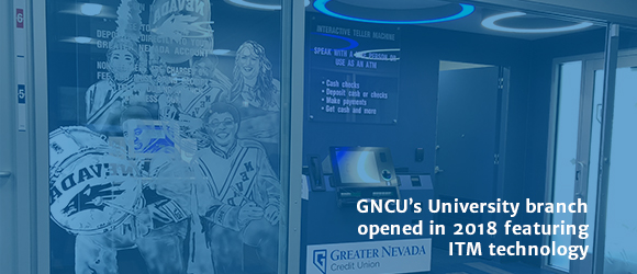 GNCU's University branch opened in 2018
