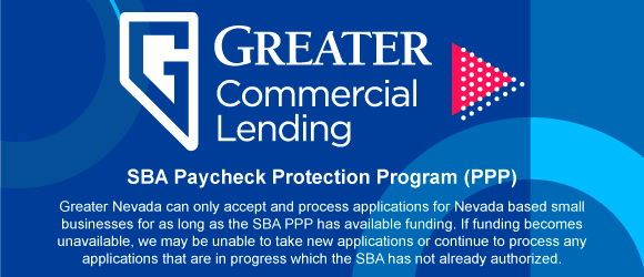 Greater Commercial Lending - SBA Paycheck Protection Program