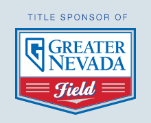 GNCU is the Title Sponsor of Greater Nevada Field