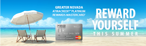 Rewards Credit Card - Greater Nevada