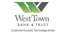 West Town Bank and Trust logo